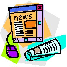 How to write a school newspaper report